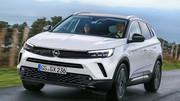 Opel Grandland (2021) : Voici le nouveau visage du SUV restylé