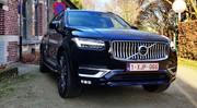Essai Volvo XC90 B5 Hybrid Diesel : je t'aime moi non plus