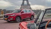 MG EHS : le SUV hybride rechargeable le moins cher de France !