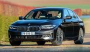 Essai BMW Série 5 restylée : la 520d garde le cap