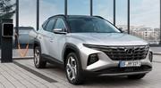 Hyundai Tucson : Les prix de la version hybride rechargeable