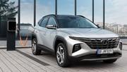 Hyundai Tucson : à partir de 43 900 euros pour la version hybride rechargeable