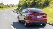 Tesla Model Y : 7 places en option