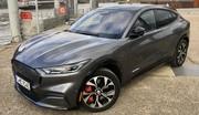 Essai Ford Mustang Mach E (2021) : Volt-face