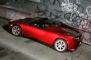 Essai Tesla Roadster Signature Edition: idée de cadeau pour Maman !