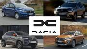 Nos informations sur le nouveau logo Dacia
