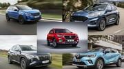 Le nouveau MG EHS hybride rechargeable face à la concurrence