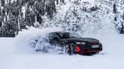 L'Audi e-tron GT saura drifter*