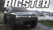 Dacia Bigster : il s'attaquera au 3008 et Tiguan !