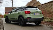 Essai Audi Q2 35 TFSI (lifting) : branchée et tendance ?
