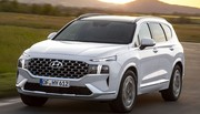 Prix Hyundai Sante Fe PHEV (2021) : Le SUV hybride dès 55 200 €