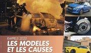 Rappels 2020 : Les modèles les plus touchés et les principaux motifs