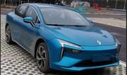 Renault-Ezoom Yi : Une berline électrique chinoise en France en 2022