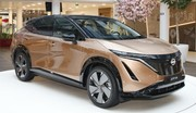 Nissan Ariya : à bord du futur haut de gamme électrique de Nissan
