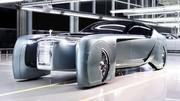 Rolls-Royce Silent Shadow, une première électrique ?