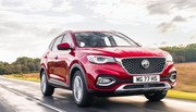Essai MG EHS : Que vaut le moins cher des SUV hybrides rechargeables ?