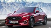 Ford Mondeo Evos (2022) : Transformation radicale pour la future Mondeo
