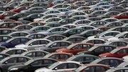 Les ventes automobiles s'effondrent en Europe en 2020