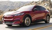 Essai Ford Mustang Mach-E : au volant de la Mustang électrique !