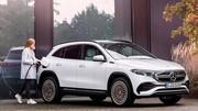 Mercedes EQA : un GLA 100 % électrique
