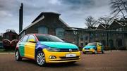 La Volkswagen Polo Harlekin est de retour !