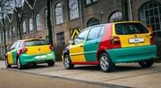 Volkswagen Polo Harlequin : le retour du multicolore