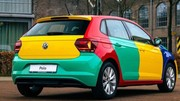 Volkswagen fait revivre la Polo Harlequin