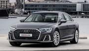 Audi A8 restylée (2021) : La grande berline déjà illustrée