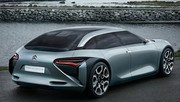 La future Citroën C5 en approche ?