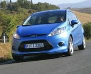 Essai Ford Fiesta 1.6 TDCi 90 : Amaigrie mais plus riche