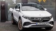 Mercedes EQA, ou une GLA électrique mais moins chère