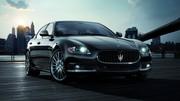 Maserati Quattroporte Sport GT S : La Quattroporte reprend la musculation