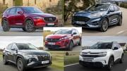 Quels concurrents pour le Peugeot 3008 restylé en 2021 ?