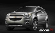 Chevrolet Equinox : Mieux, mais pas encore assez