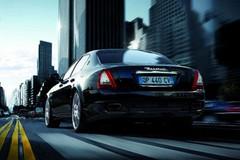 Maserati Quattroporte Sport GTS : Toujours plus de puissance