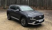 Essai vidéo - Hyundai Santa Fe (2021) : 7 places et deux moteurs hybrides