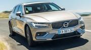 Essai Volvo V60 T6 Recharge 2021 : au volant du break hybride rechargeable