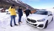 Emission Turbo : La neige en terrain de jeu; Panamera; C3; M5; RS7; AMG E