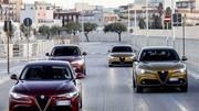Alfa Romeo : grosse baisse de malus pour les Giulia et Stelvio