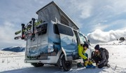 Nissan E-NV200 Winter Camper : le concept de véhicule aventurier sans émissions