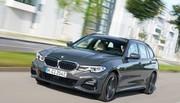 Des BMW hybrides plus abordables: 320e et 520e !