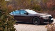Essai BMW M8 Competition Gran Coupé en vidéo