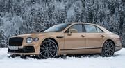 Essai Bentley New Flying Spur V8
