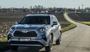 Essai Toyota Highlander : seul au monde