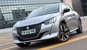 L'électrique au quotidien : l'autonomie de la Peugeot e-208 à l'épreuve d'une journée chargée