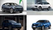 Quels sont les nouveaux SUV électriques asiatiques vendus en France en 2021 ?