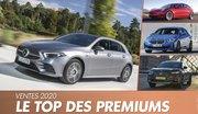 Premiums. Le top 50 des modèles les plus vendus en 2020 en France