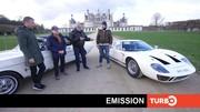Emission Turbo spéciale Ford : De la GT40 au Mach-E