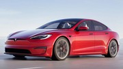 Tesla lance la Model S Plaid+ avec 1100 ch