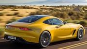 Mercedes-AMG GT (2022) : Voici à quoi elle ressemblera